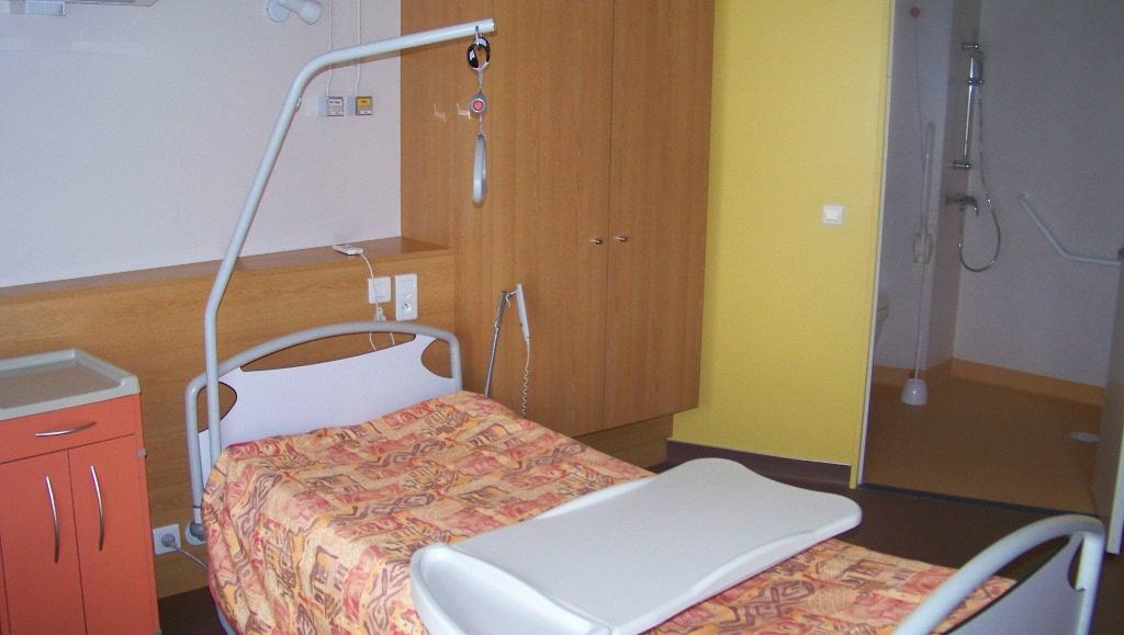 Ehpad ex maison de retraite centre hospitalier de pont de vaux - Achat chambre maison de retraite ...